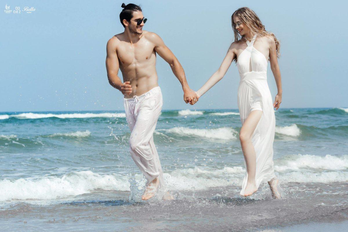 Album ảnh cưới đẹp Mỹ Khê-Ngày hè rực rỡ 14