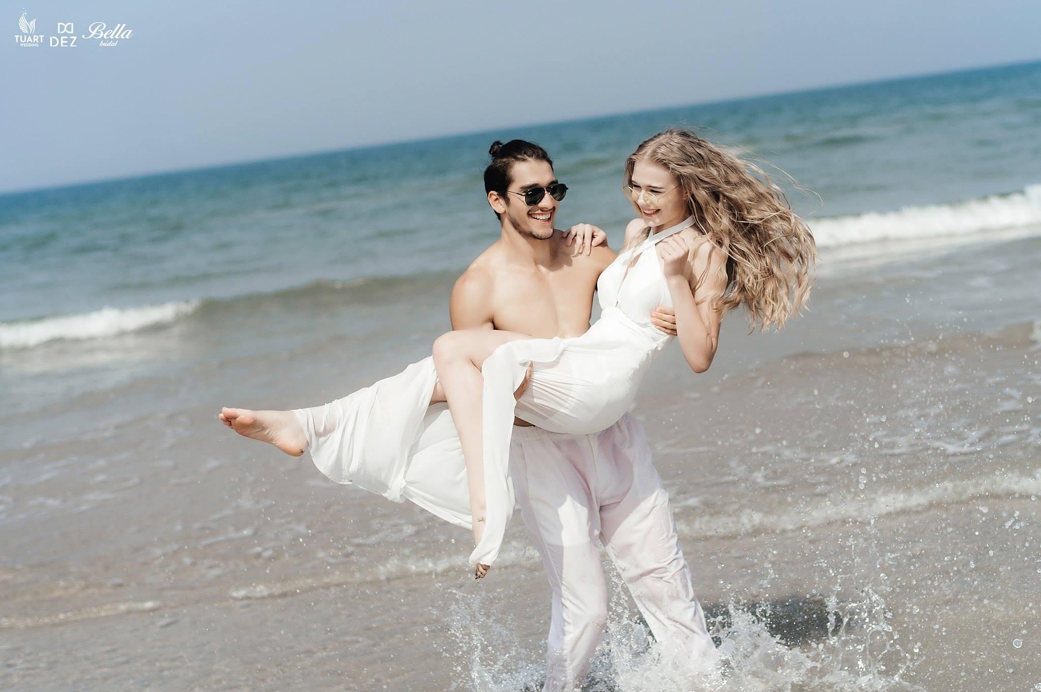 Album ảnh cưới đẹp Mỹ Khê-Ngày hè rực rỡ