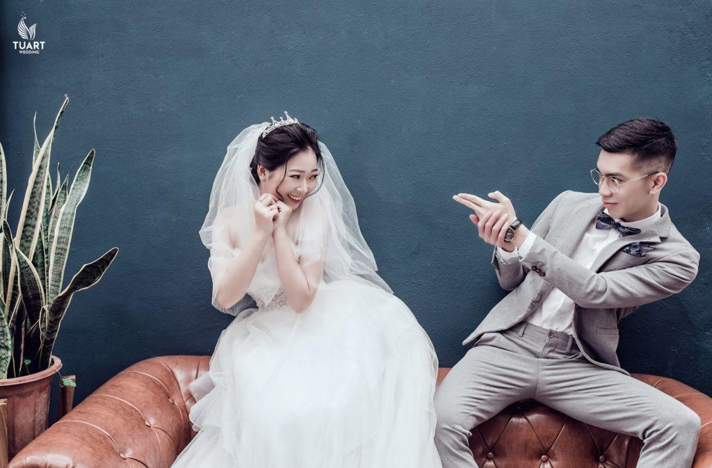Album tại Ray Concpet – Album chụp ảnh cưới đẹp