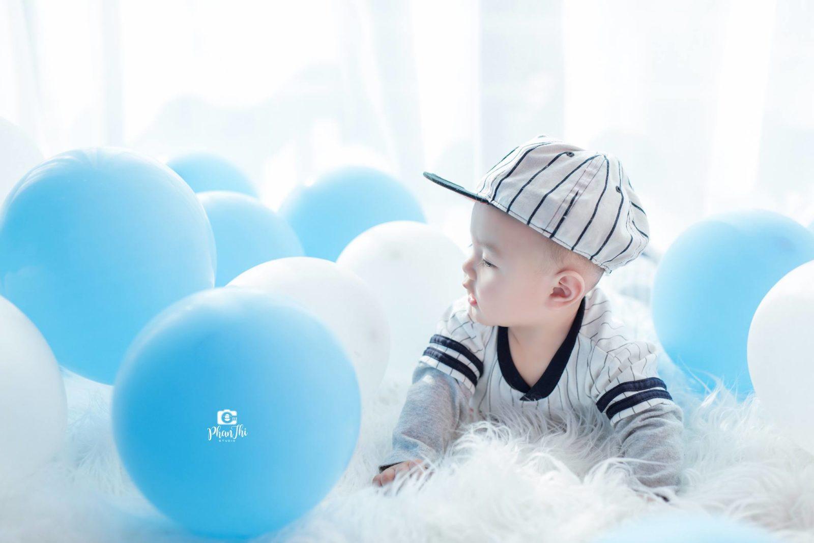 Album chụp ảnh cho bé Tôm Tít 10