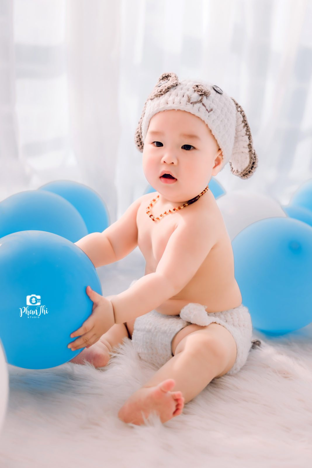 Album chụp ảnh cho bé Bí-Đầu bếp nhí 10