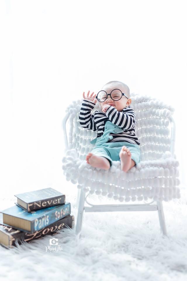 Album chụp ảnh cho bé Tôm Tít 3