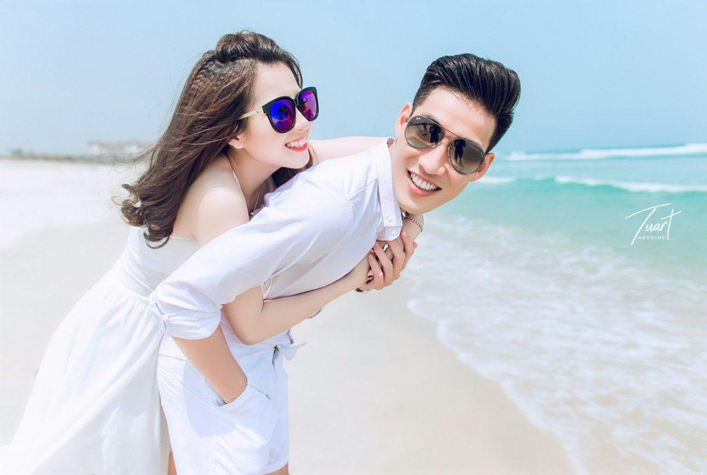 Album chụp hình cưới đẹp Đà Nẵng