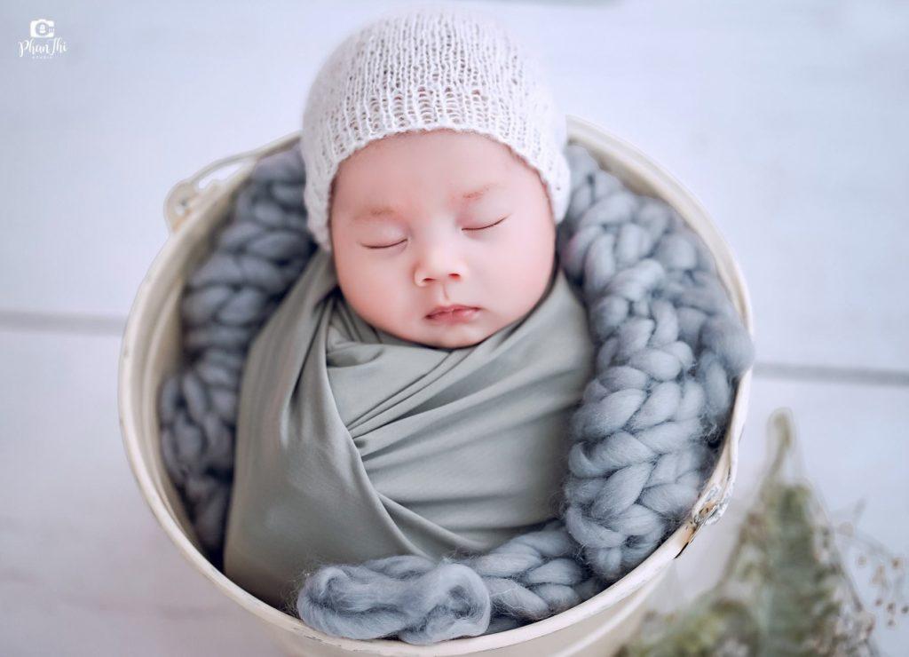 chụp ảnh newborn 6