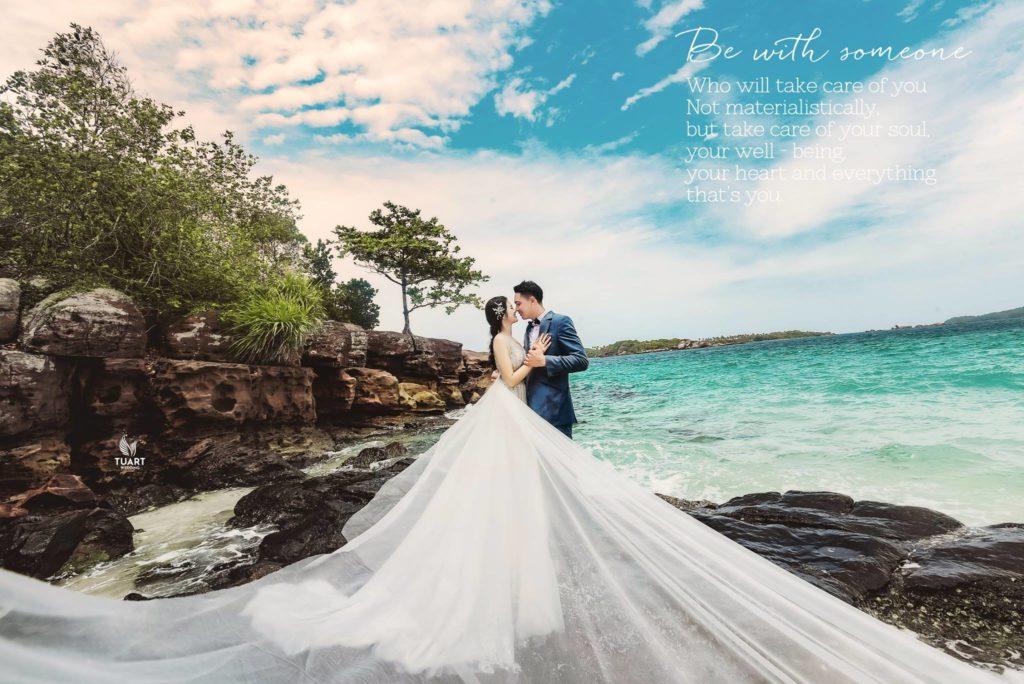 chụp ảnh cưới đẹp phú quốc