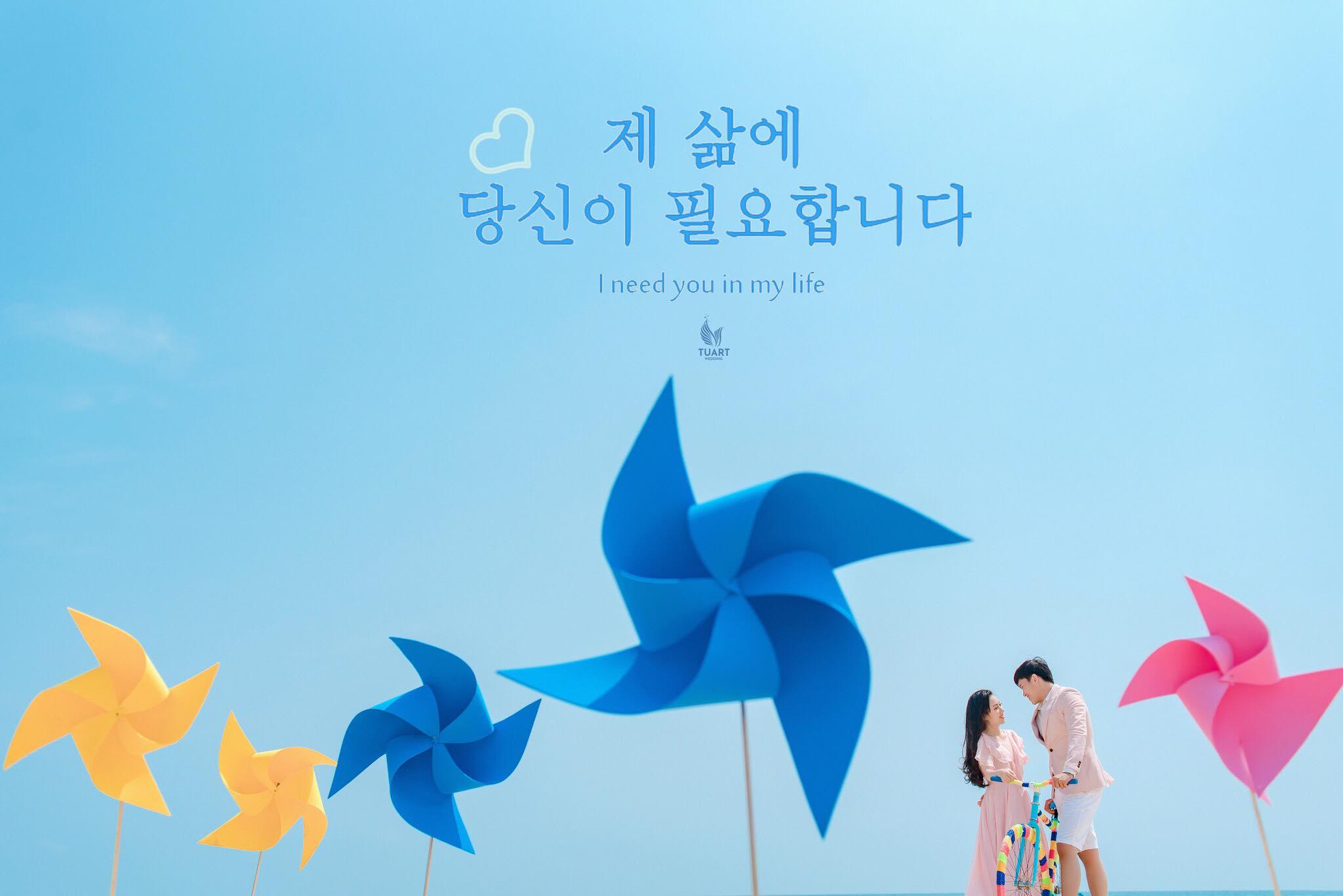 Album tại biển Đà Nẵng -Album hình cưới đẹp tại Đà Nẵng