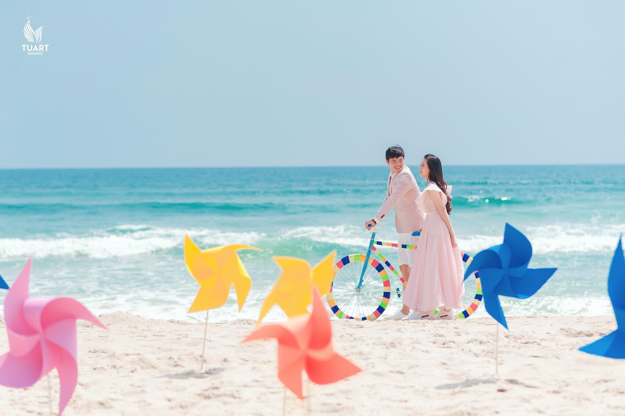 Album chụp ảnh cưới đẹp Mỹ Khê nắng đầu mùa 3