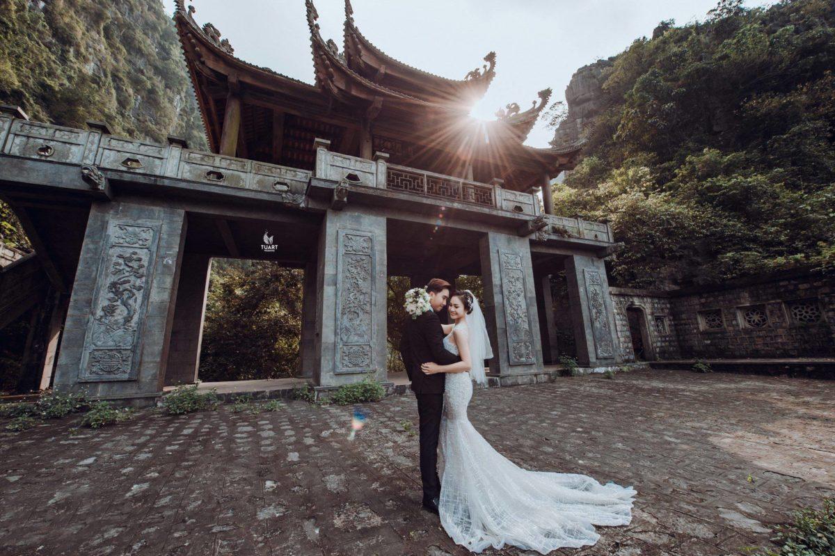 Album chụp hình cưới đẹp Ninh Bình-Bức tranh tình yêu 5
