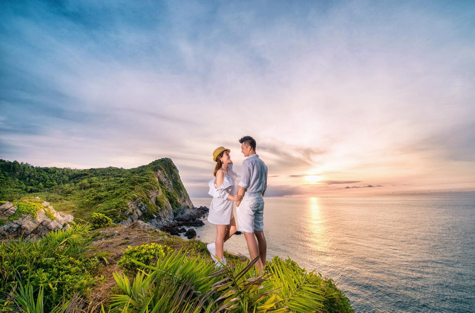 Album ảnh cưới đẹp Quan Lạn, Quảng Ninh: Ngân – Sơn