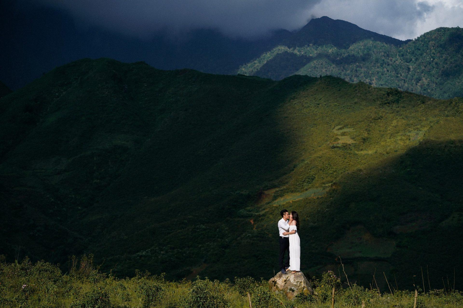 Album tại Sapa : Phương & Hưng – Album chụp ảnh cưới đẹp