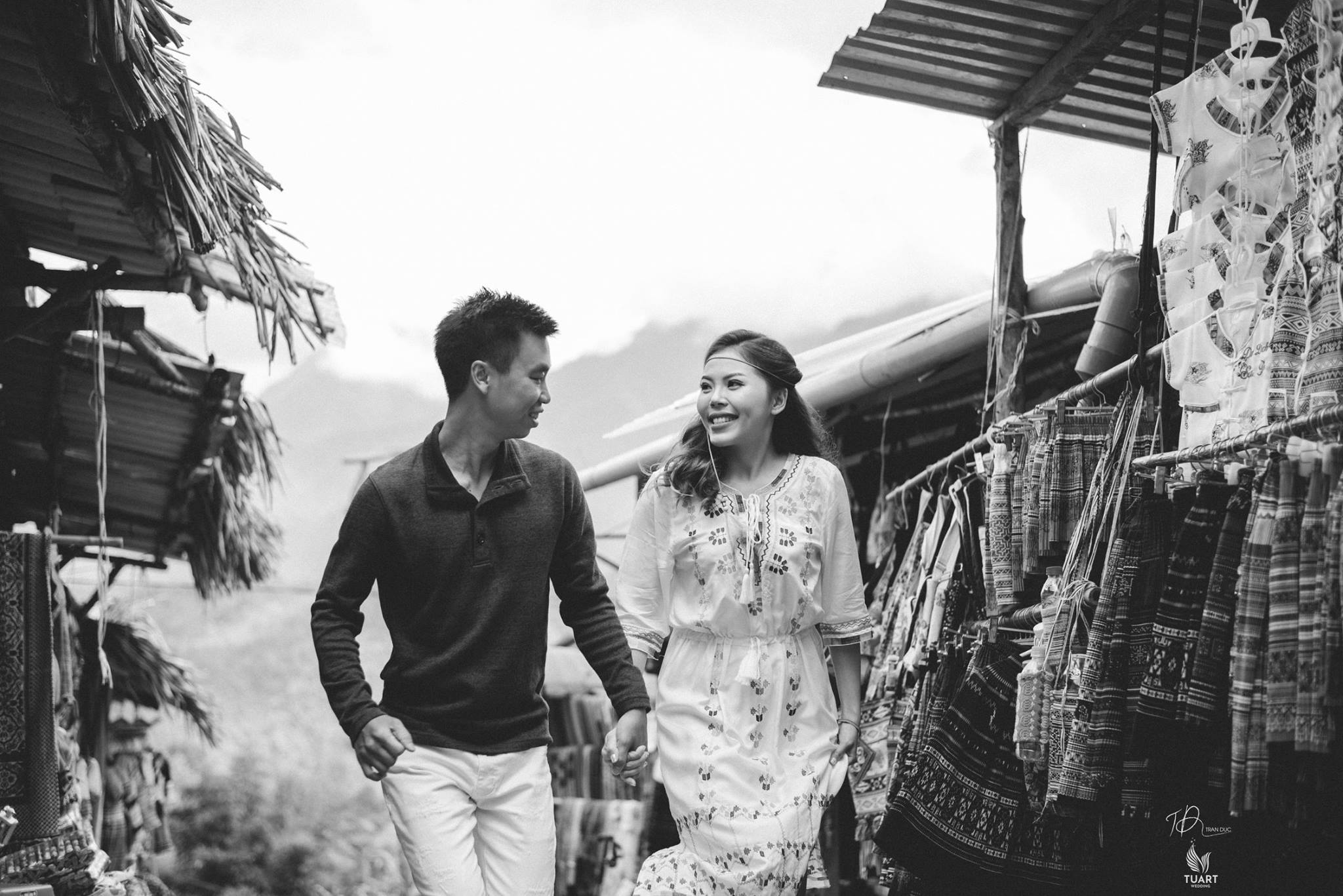 Album tại Sapa : Hải & Dương – Album chụp ảnh cưới đẹp