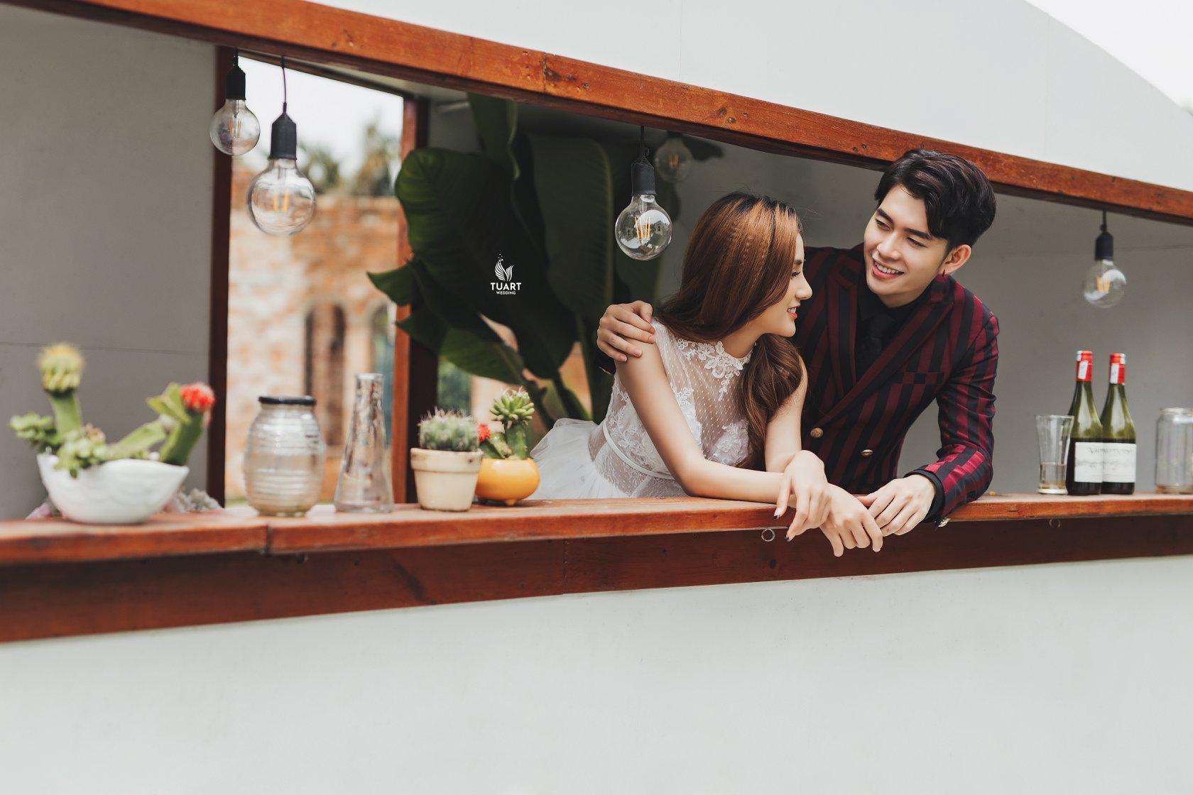 Album tại PT Cabin 69: Lâm & Kha  – Album hình cưới đẹp tại Sài Gòn