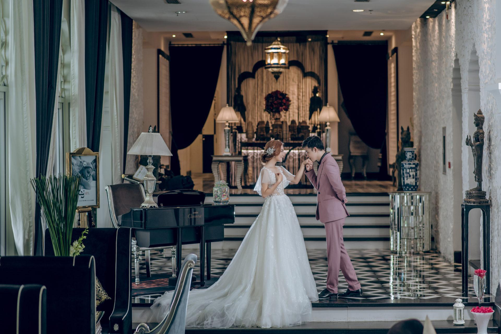 Album tại Tajmasago – Album chụp hình cưới đẹp Đức & Vy