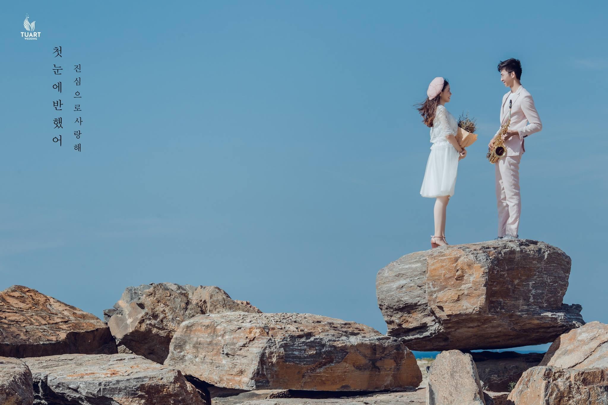Album Đà Nẵng : Trương Thủy & Hoàng Huy – Album chụp hình cưới