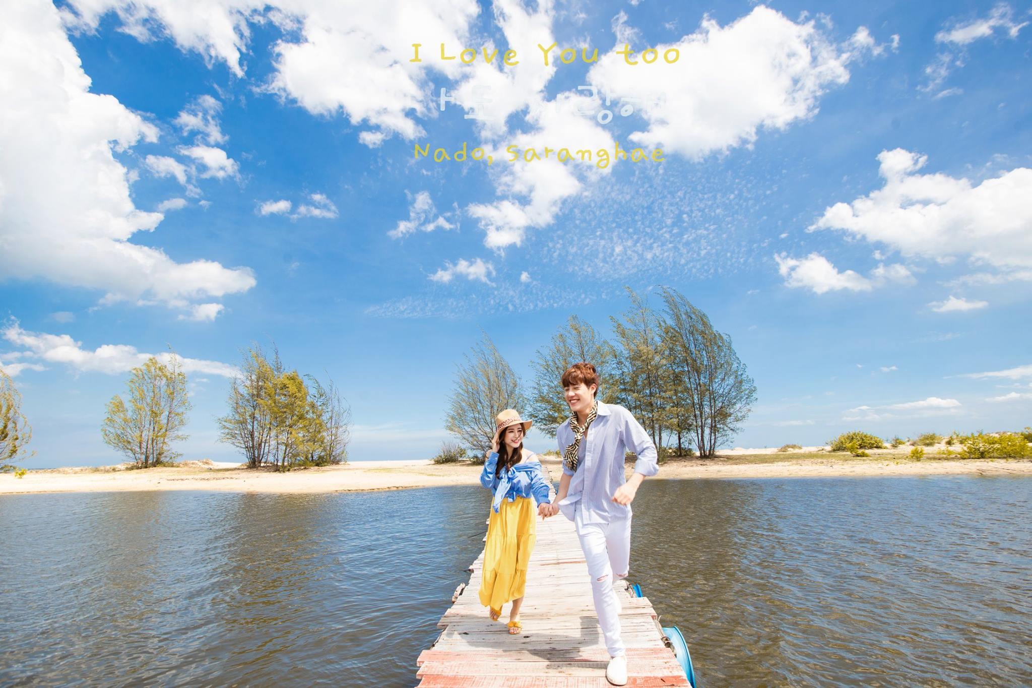 Album tại Hồ Cốc – Album chụp hình cưới đẹp Tú & Thương