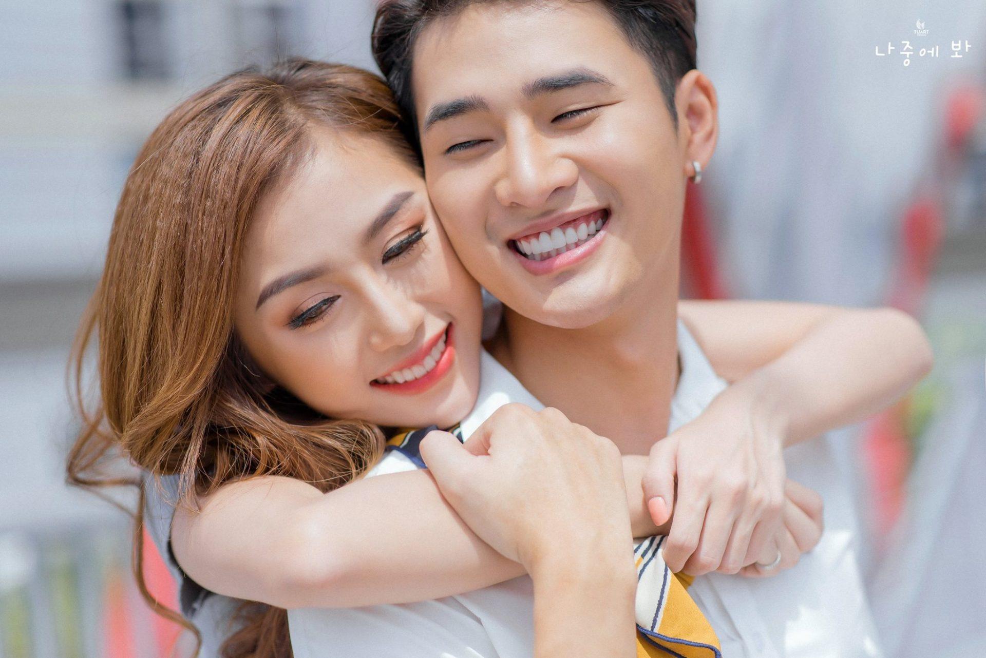 Album Prewedding Nam & Nhi – Album hình cưới đẹp ở Hồ Chí Minh
