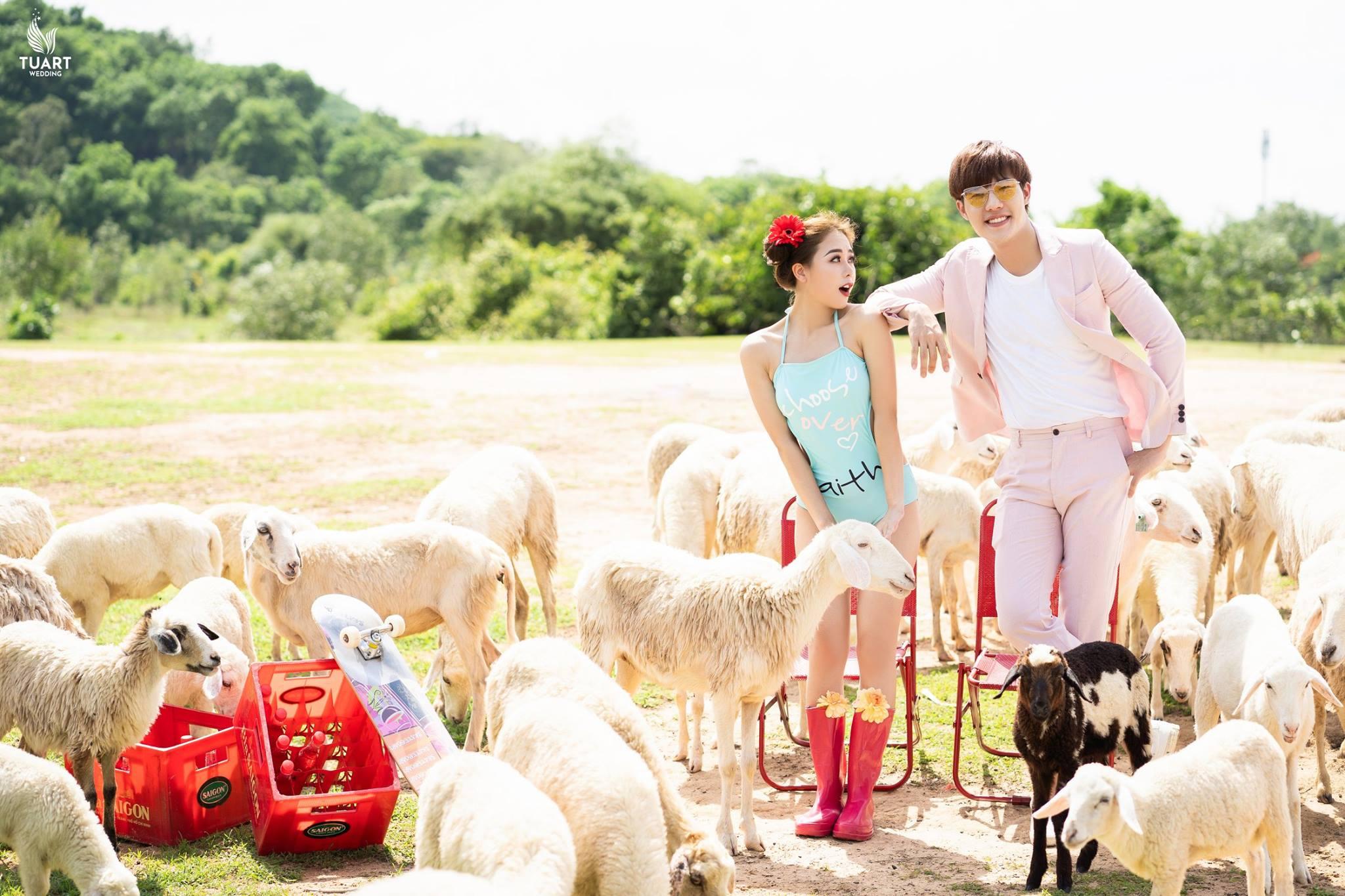 Album tại Hồ Cốc: Tú & Thương – Album hình cưới đẹp tại Vũng Tàu