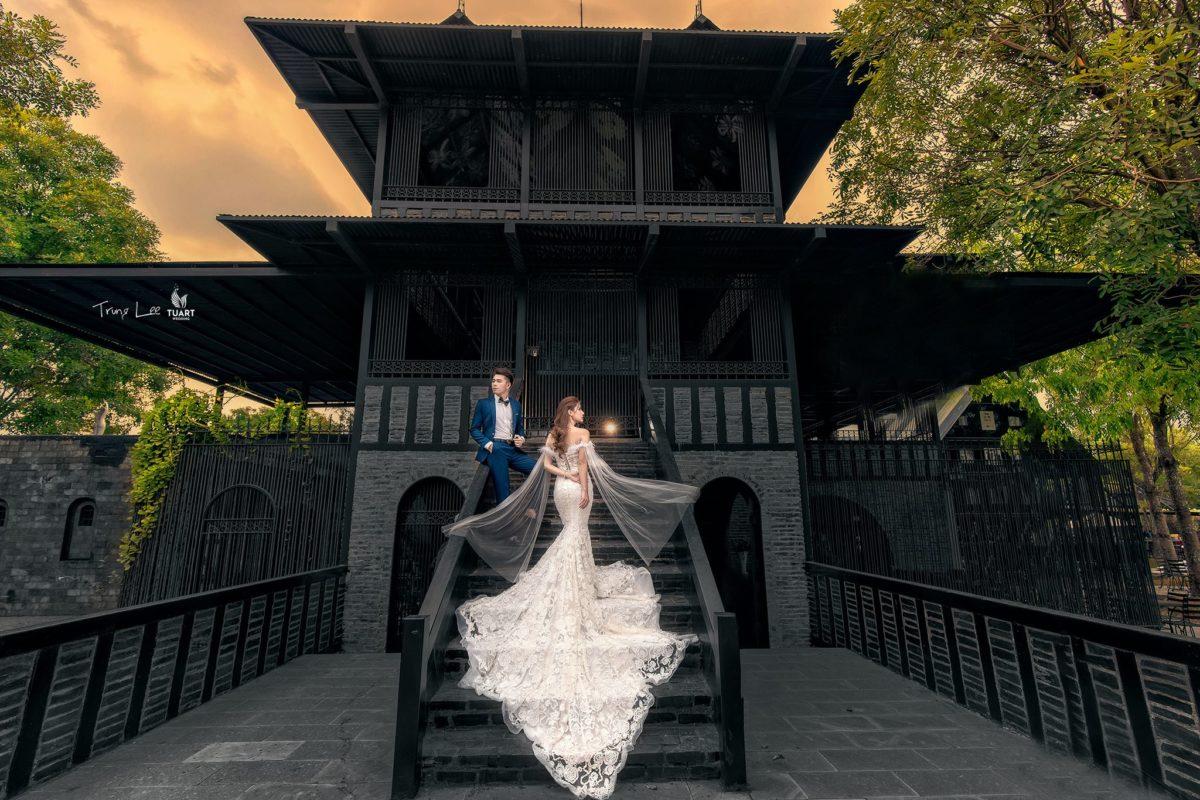 Album chụp hình cưới đẹp tại Hồ Chí Minh thành phố đáng sống 5