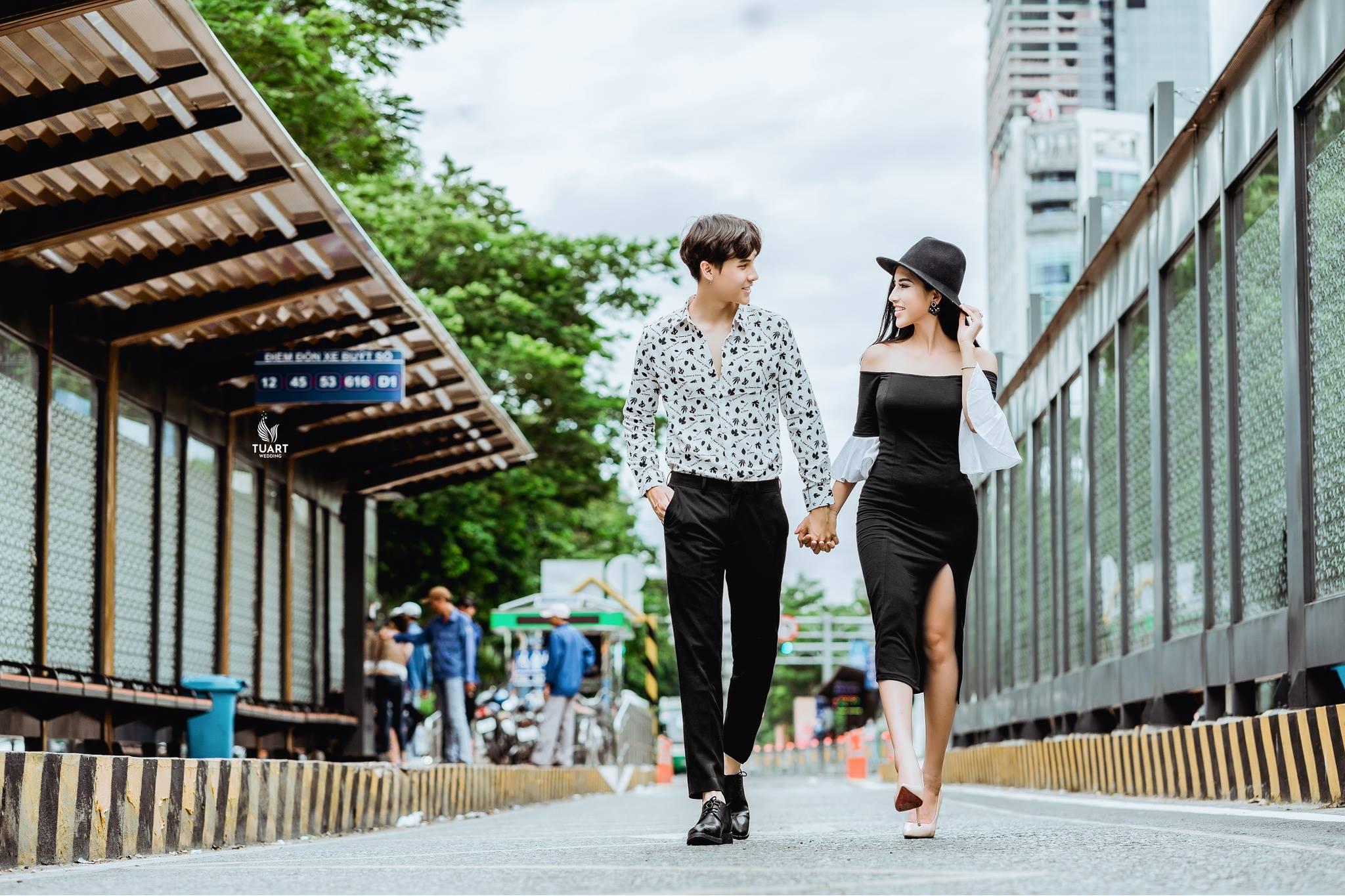 Album tại Sài Gòn : Duy Anh & Tiên Lê – Album chụp hình cưới đẹp