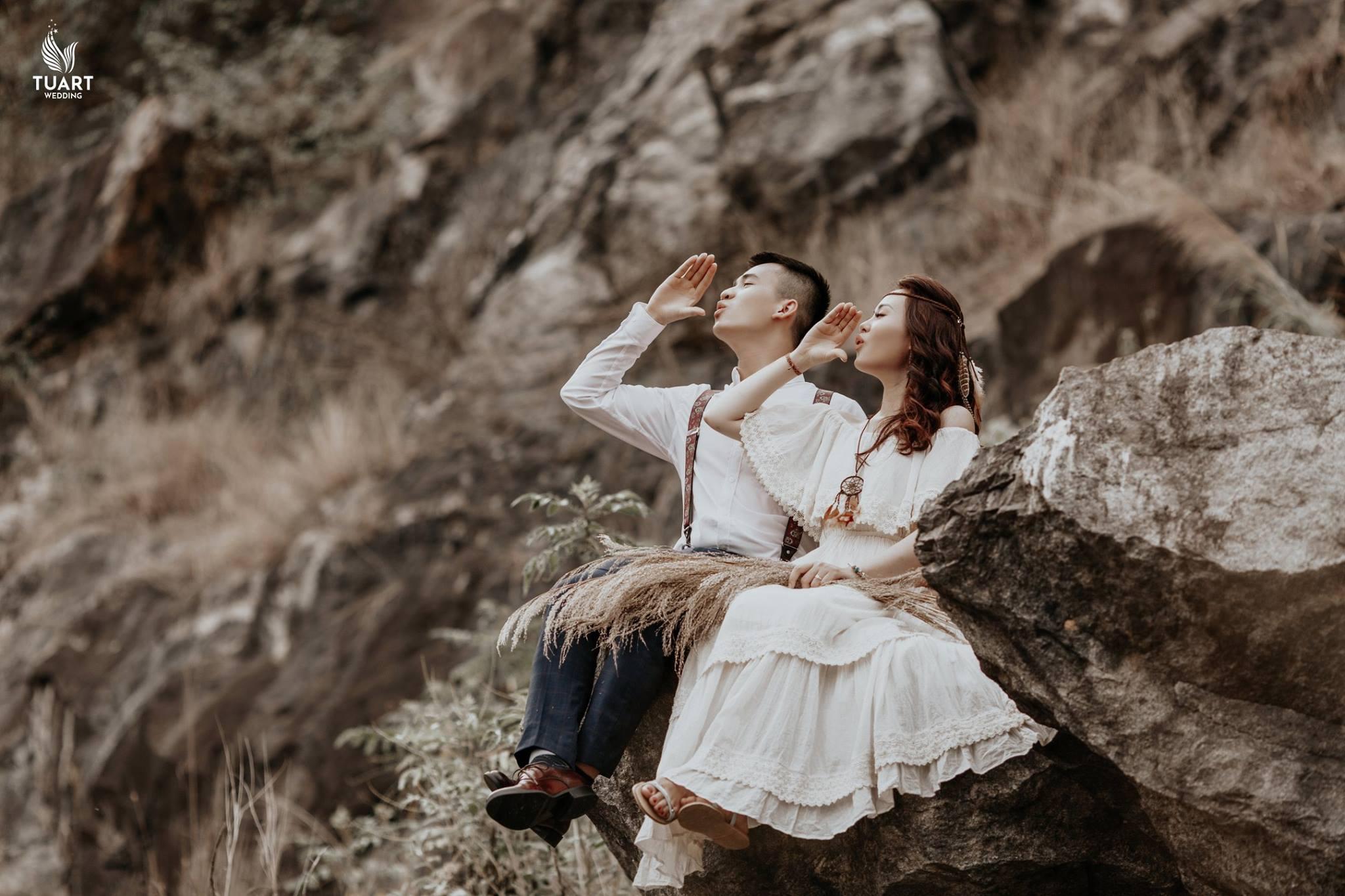 Album tại Đà Nẵng: Tùng & Mai – Album hình cưới đẹp tại Bãi Cháy