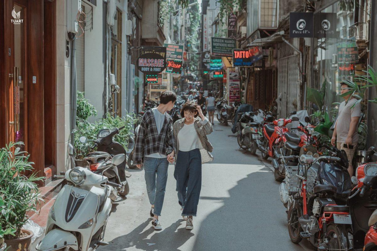 Album ảnh cưới Style Hàn Quốc 44