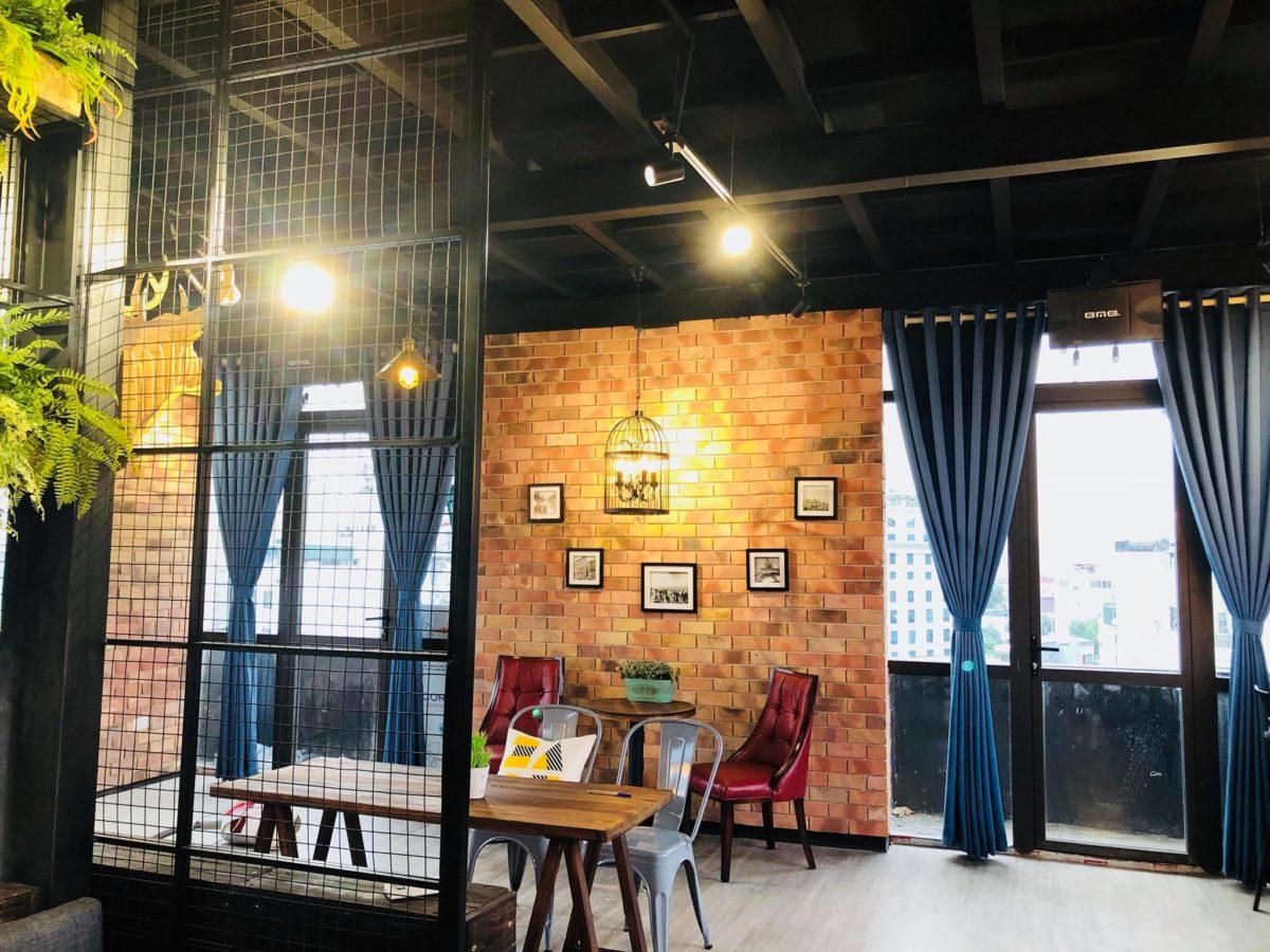 Quán cafe ngon view đẹp ở hà nội
