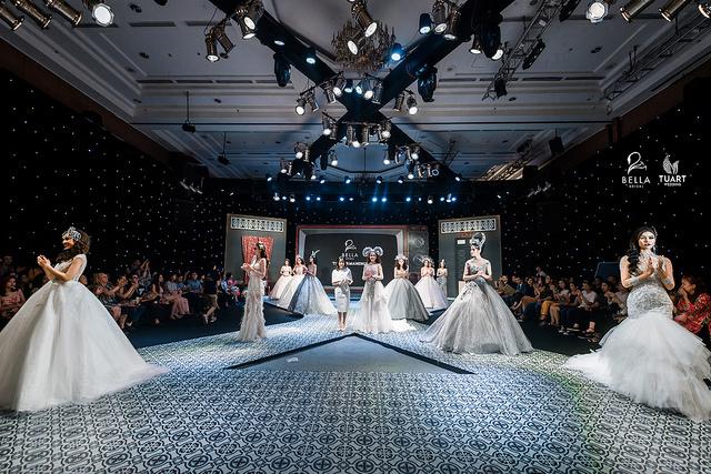 """BST váy cưới 12 cung Hoàng Đạo """"THE PERMANENCE"""""""