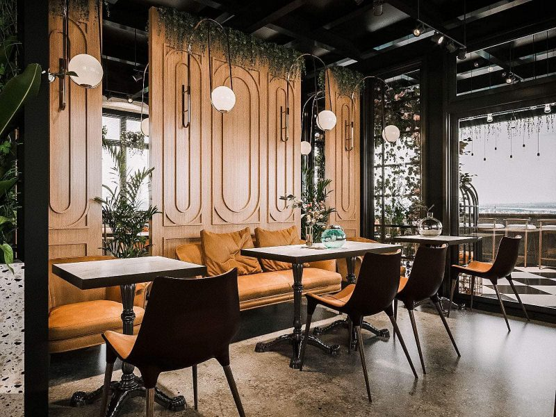 quán cafe view đẹp hà nội