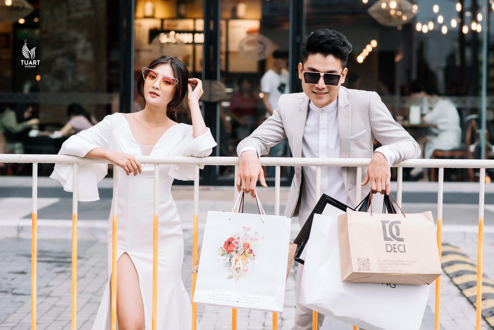 Album ảnh cưới đẹp Sài Gòn