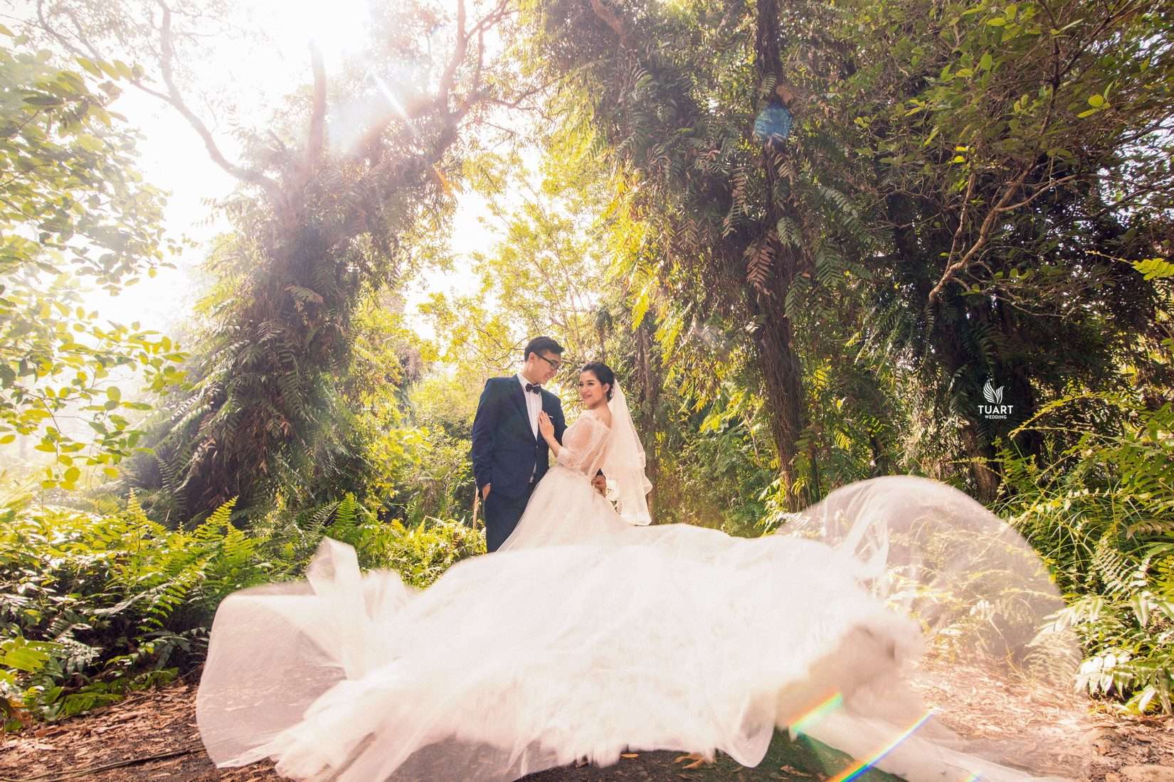 Album ảnh cưới Hồ Cốc