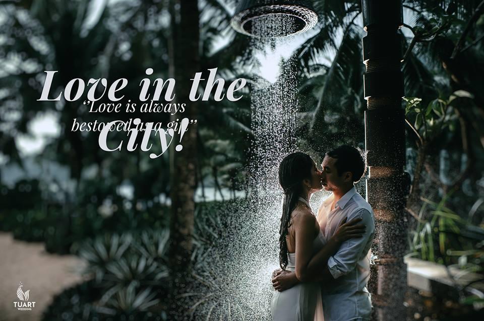 Album ảnh cưới tại Intercon – Đà Nẵng
