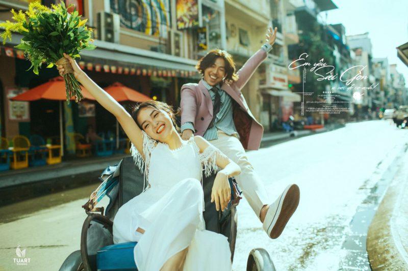 Album ảnh cưới tại Hồ Chí Minh 5