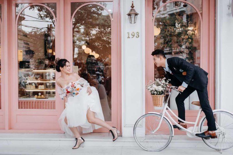 Album ảnh cưới tại Hà Nội 6