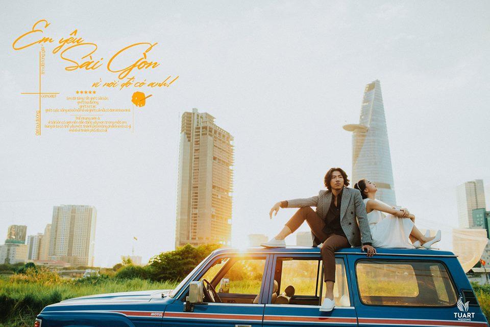 Album ảnh cưới tại Hồ Chí Minh