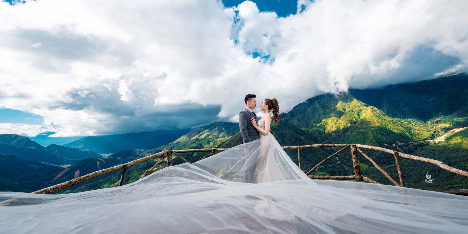 Album chụp ảnh cưới đẹp Sapa