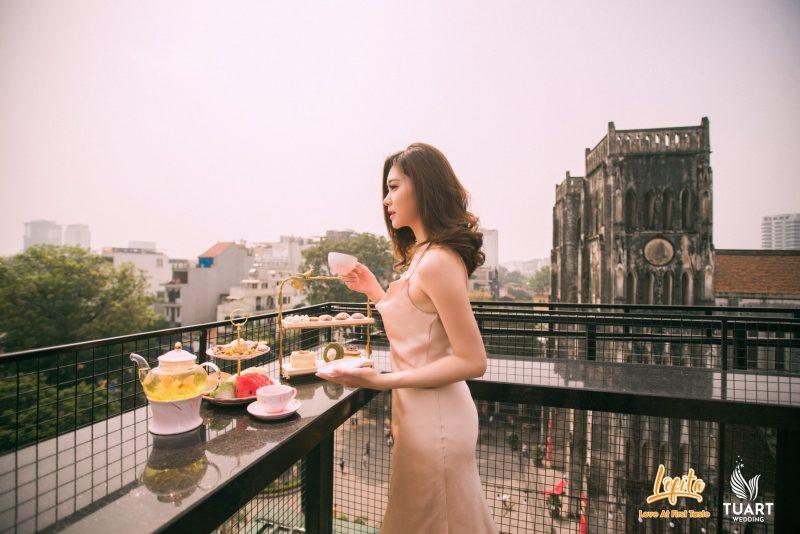 quán cafe ngon, view đẹp