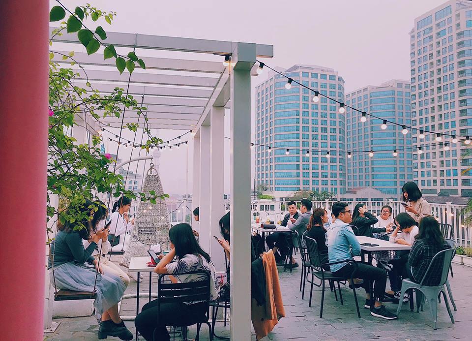 lofita cafe ngon ở hà nội