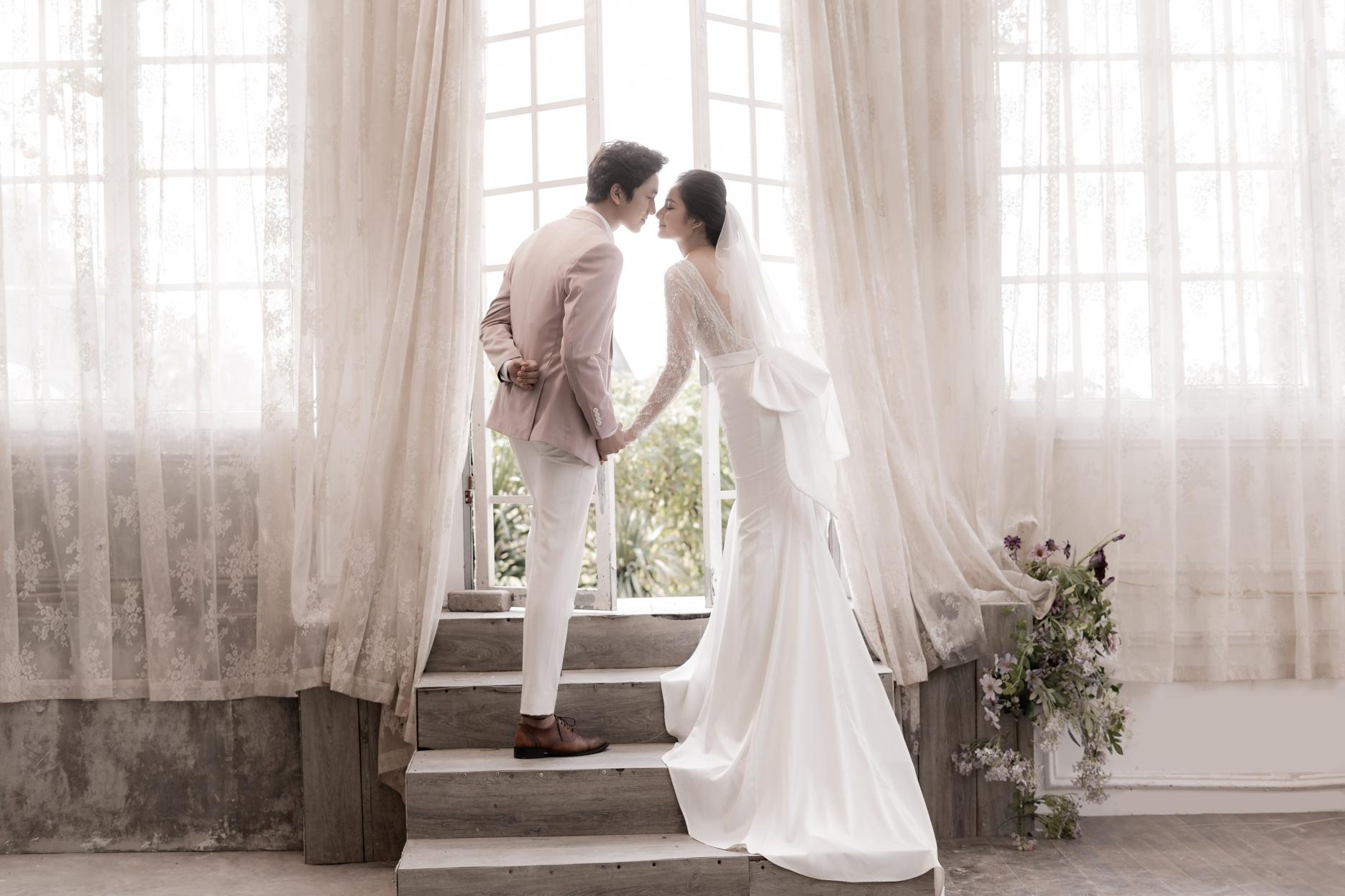 Ảnh cưới phong cách Hàn Quốc – Part 1