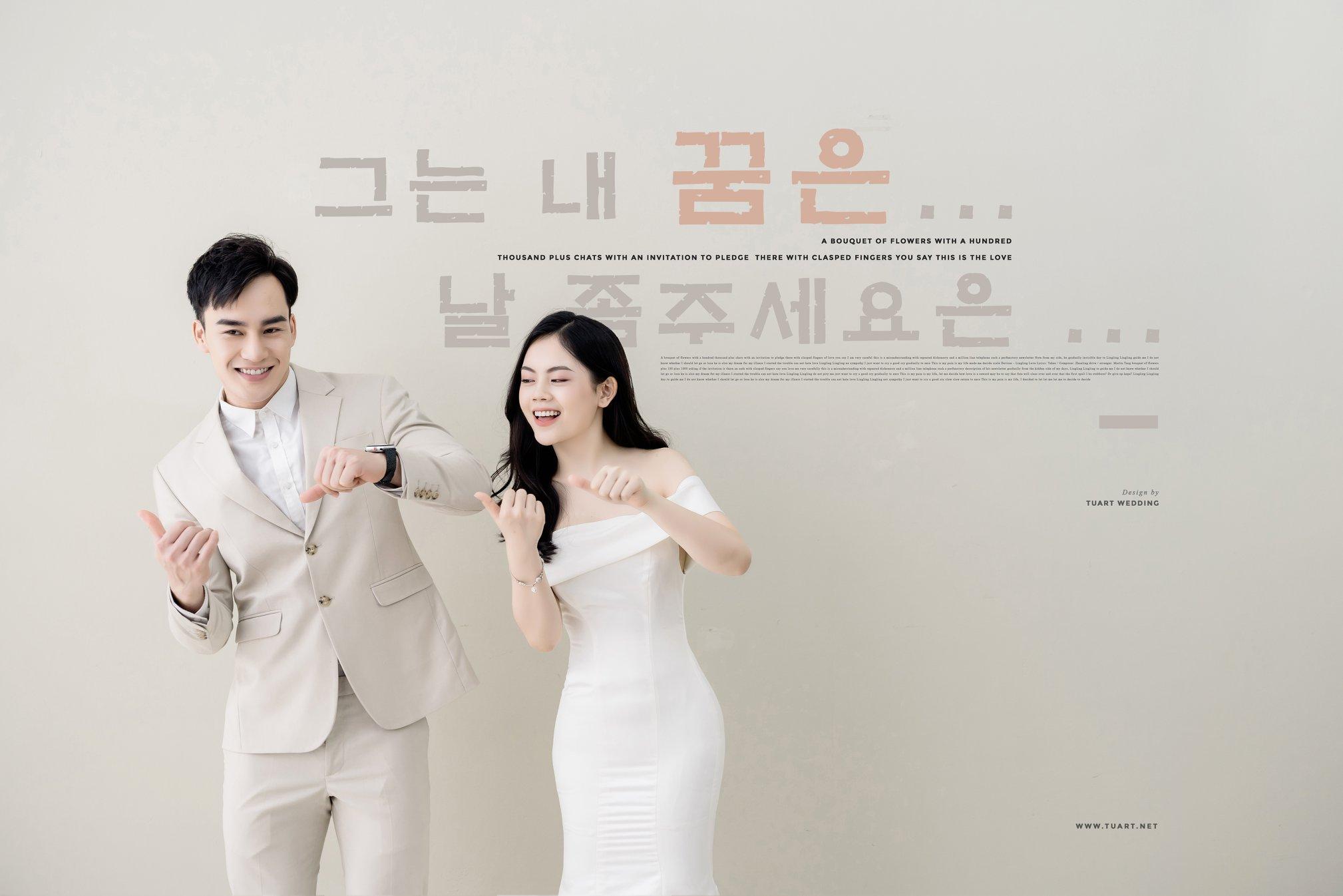 Ảnh cưới phong cách Hàn Quốc – Part 2