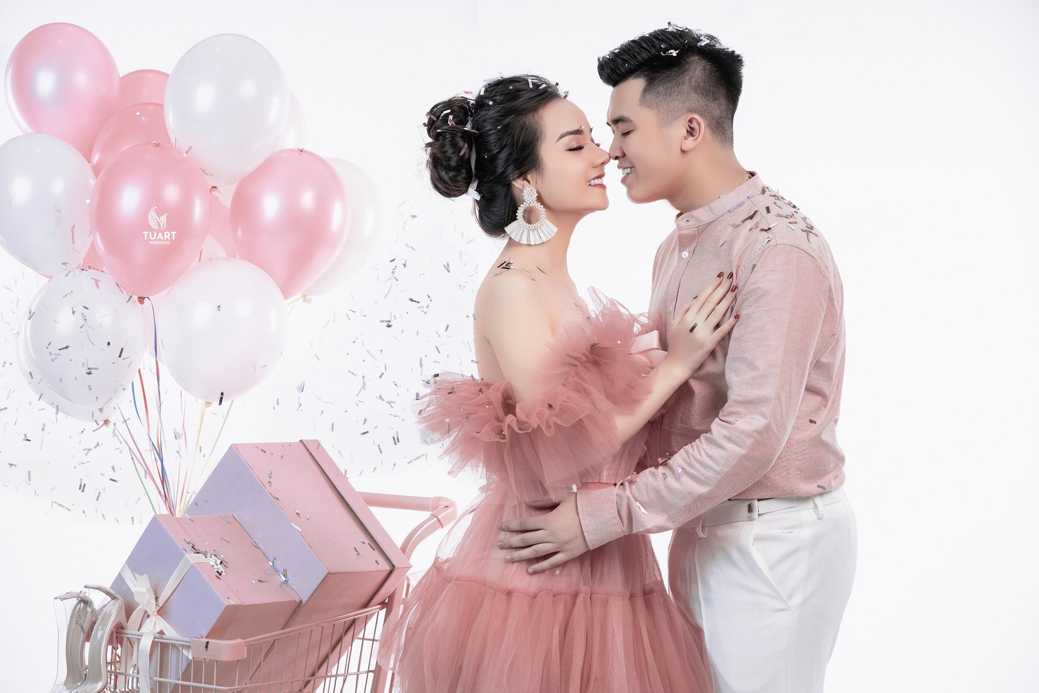 Album ảnh cưới đẹp theo Concept tại Studio