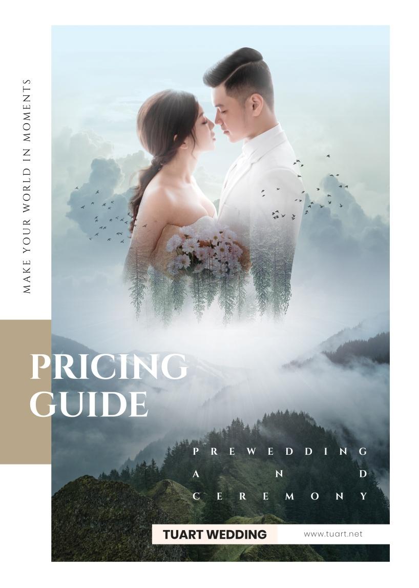 báo giá chụp ảnh cưới Đà Nẵng
