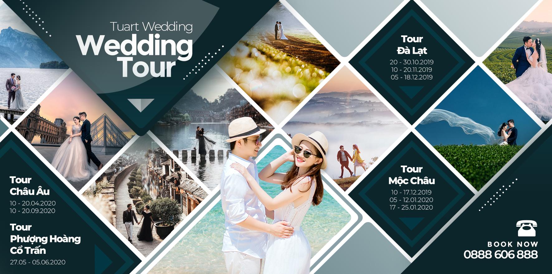 tour chụp ảnh cưới TuArt