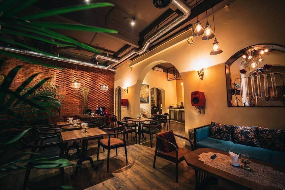 """Muốn sống ảo """"triệu like"""" đến ngay 5 quán cafe này tại Hà Nội"""