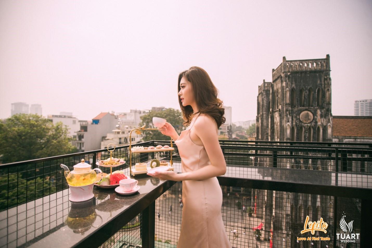 quán cafe rooftop đẹp ở hà nội