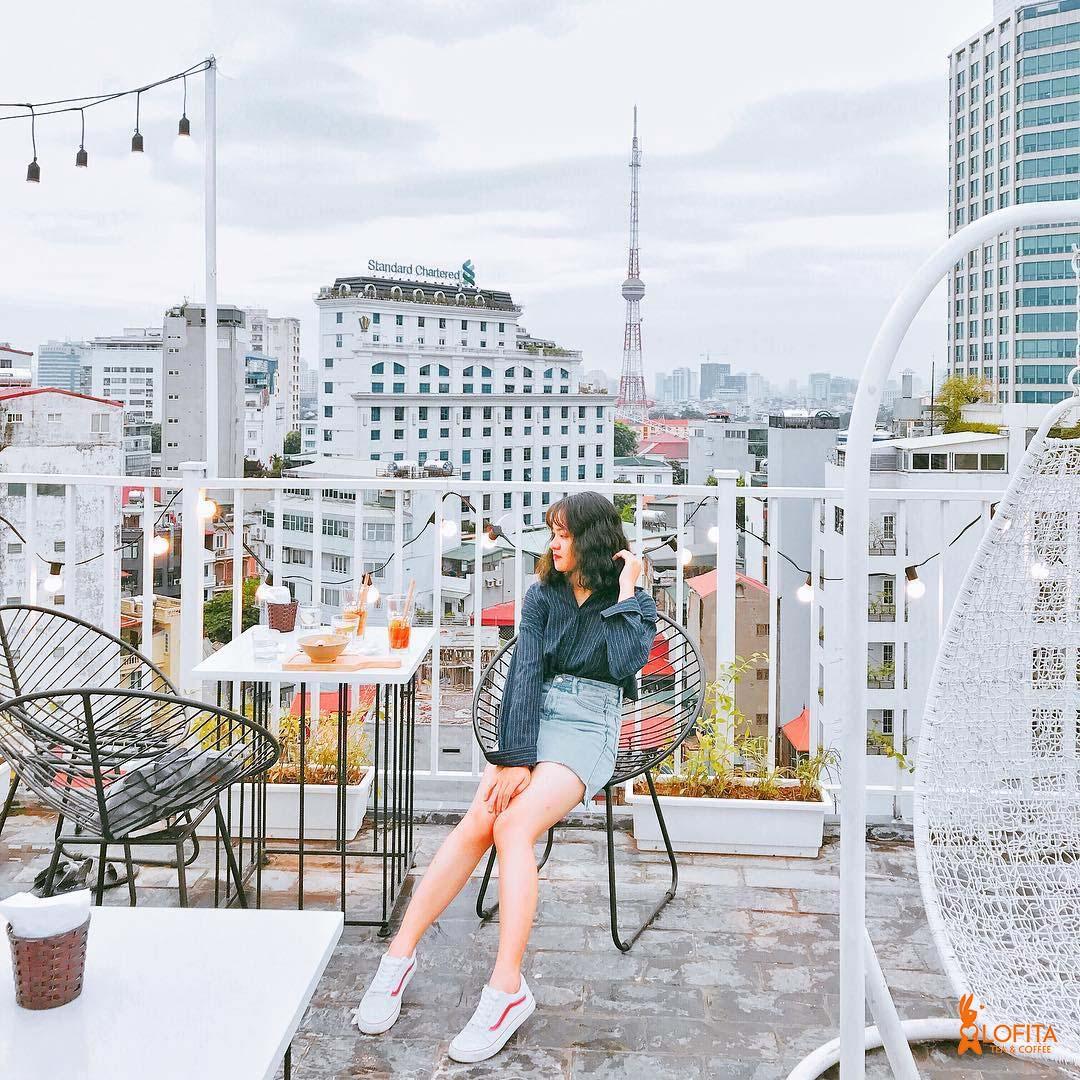 Tổng hợp 46 quán cafe đẹp Hà Nội, view cực đỉnh không thể không ghé