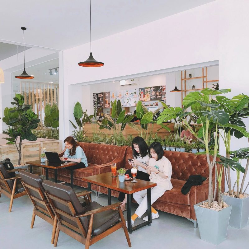 quán cà phê đẹp cầu giấy