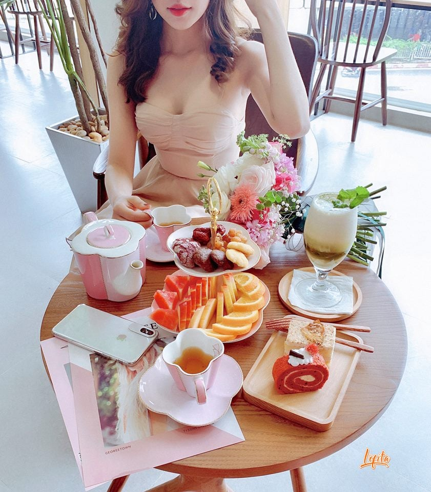 quán cafe đẹp hồ tùng mậu