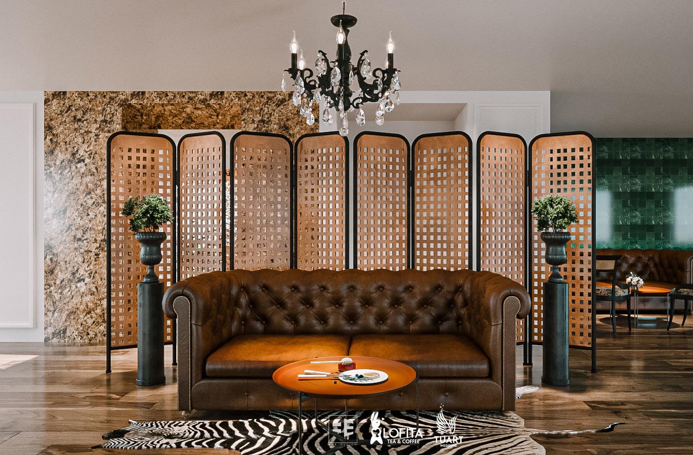 quán cafe đẹp ecopark