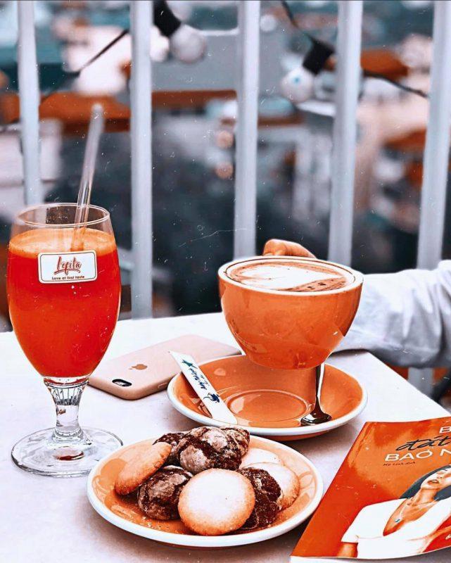 quán cà phê ngon