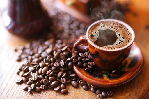quân cafe ngon